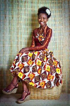 Afro Haute Couture