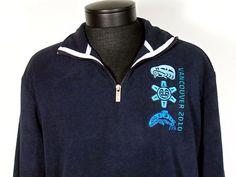 #New #Vancouver 2010 Winter #Olympics Pullover Sweater #Unisex Size Medium Navy Blue #Sports #Canada @eBay! http://r.ebay.com/Zh2zeB