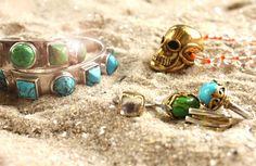 Pushmataaha.  Love the rings and bracelets. Not a fan of skulls.