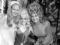 Lynn Anderson, Barbara Mandrell & Dolly Parton