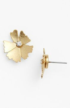 MARC BY MARC JACOBS 'Pinwheel Flower' Stud Earrings available at #Nordstrom