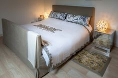 Linen bedcover and bed rug Amsterdam, Netherlands