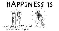 What Happiness Is, Around The World: Let Us Know And We'll Illustrate It (15+ pics)   Bored Panda
