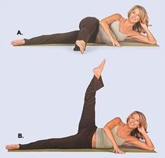 This is really good for inner thighs! Finally. One simple move to get that gap between your | http://exercise738.blogspot.com