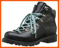 Woolrich Women's Rockies Winter Boot, Black Crackle Leather, 9 M US - All about women (*Amazon Partner-Link)