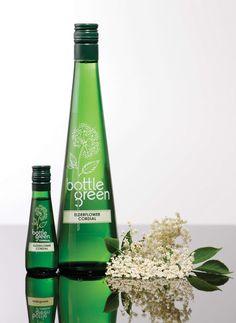 Delicious Bottlegreen Elderflower Cordial