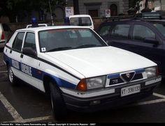 Alfa 75 Polizia Locale
