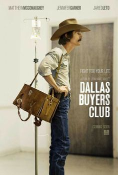 Dallas Buyers Club-This movie should win.  BEST.  Gets my vote.