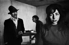 Josef Koudelka CZECHOSLOVAKIA. Slovakia. 1966. Gypsies.