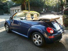 New Beetle Cabriolet c'est à moi, ça!