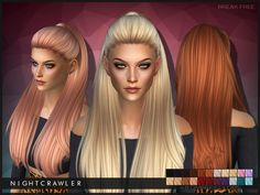 Nightcrawler Sims' Nightcrawler-Break Free                                                                                                                                                                                 More