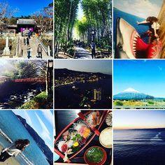【rixx4】さんのInstagramをピンしています。 《伊豆と熱海楽しんできた‼︎‼︎ やっぱ旅行は楽しい。 自然がすごく綺麗で、写真選びきれない‼︎ あと、トリックアートも載せきれない。笑 来年の正月は箱根かなー\( ˆoˆ )/ 今年も満喫したいと思います♡♡ #静岡 #伊豆 #熱海 #熱海城 #海 #修善寺 #竹林の小径 #竹林 #参拝 #初詣 #おみくじ は #中吉でした  #熱海トリックアート迷宮館 #トリックアート #サメ #夜景 #夕焼け #富士山 #海鮮 #旅人岬 #山 #晴天》