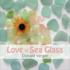 Possible cover for sea glass art gift book