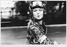 Female Biker Gangs. http://www.dazeddigital.com/blog/article/15976/1/the-biker-jacket