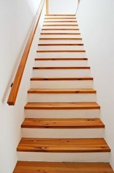 vinyl plank flooring stair treads - Google Search                                                                                                                                                                                 More
