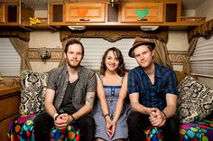 The Lumineers (photo by Joseph Llanes)