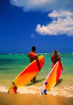 surfing - Summer