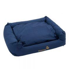 Letto SnooZzze blue con cuscino