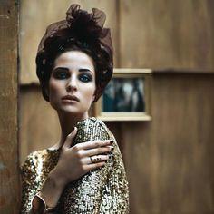 Gold fever | Le Figaro Madame