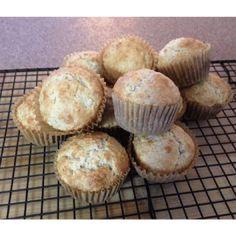 Muffins banane-avoine | Diabète Québec My Recipes, Biscuits, Nom Nom, Ajouter, Breakfast, Grand Bol, Food, Buffets, Minis