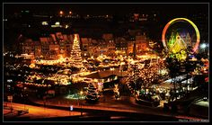 Christmas Market by =hquer