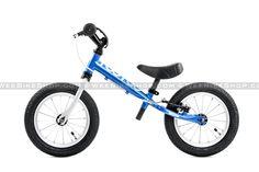 TooToo Balance Bike By YEDOO in Blue