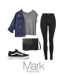 Designer Clothes, Shoes & Bags for Women Cute Teen Outfits, Cute Outfits For School, Teenage Girl Outfits, Cute Comfy Outfits, Outfits For Teens, Pretty Outfits, Stylish Outfits, Kpop Fashion Outfits, Girls Fashion Clothes