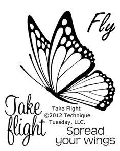 Technique Tuesday: Take Flight