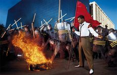 Find the latest shows, biography, and artworks for sale by David LaChapelle. Discovered by Andy Warhol at the age of David LaChapelle began working for I… David Lachapelle, Kanye West, Martin Parr, Annie Leibovitz, New York Galleries, David Bailey, Robert Rauschenberg, Photos 2016, Photography Camera