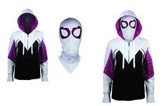 Marvel Spider-Gwen Juniors Costume Hoodie with Mask | M A... https://www.amazon.com/dp/B017S4GC8O/ref=cm_sw_r_pi_dp_x_.YKiybQWHXBVP