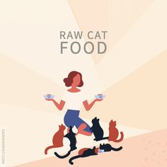 Darwin's raw cat food is delivered to your door. Based on the Ancestral Diet, our fresh healthy raw food is all-natural, wheat and gluten free. Cuddles, Cat Food, Raw Food Recipes, Dog Cat, Pets, Animals, Kids, Cat Feeding, Animaux