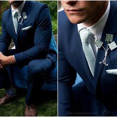 Groom Style | Moi St
