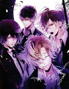 Mukami Kawaii Anime Brothers Azusa Diabolik Lovers Wallpaper Stuff