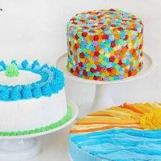Cake Challenge {Grass Tip}