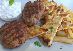 Greek Recipes, Pork, Chicken, Meat, Pork Roulade, Pigs, Greek Food Recipes, Buffalo Chicken, Cubs