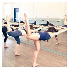Ballet-Barre Fitness  From reality TV to mainstream movies, dance has never been more popular in all of its forms. But the distinctive ballet-dancer physique, in particular, has inspired an explosion of workout classes.