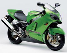 Kawasaki ZX12R Evaluation - http://www.biketrade.co.uk/kawasaki-zx12r-review/