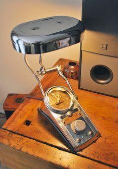 Shovelhead Dash Lamp