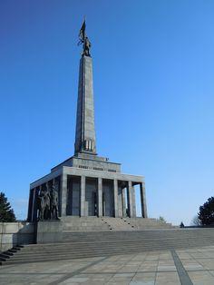 Slavín Monument, Bratislava