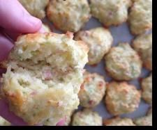 Recipe Bacon and Vegetable Bites by theroadtolovingmythermomix - Recipe of category Baking - savoury