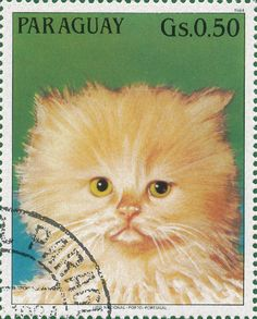 Paraguay 1984 Cat Stamps