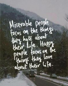 #Truth.  Don't wait around for other people to be happy for you. Any happiness you get you've got to make yourself.