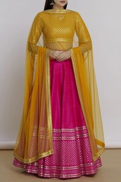 Hand embroidered lehenga set in which full customisation is available. Buy Designer Collection Online : Call/ WhatsApp us on : Indian Fashion Dresses, Indian Bridal Outfits, Indian Gowns Dresses, Dress Indian Style, Indian Designer Outfits, Lehenga Saree Design, Lehenga Designs, Lehenga Choli, Lehenga Blouse
