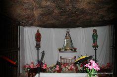 Ermita de la Virgen de Balma, en Zorita, Castellón.