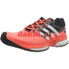 adidas Performance RESPONSE BOOST TECHFIT M · nr kat.: M18619 · kolor: borang/cwhite/cblack