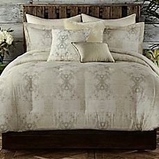 image of Tracy Porter® Gigi Reversible Comforter Set from Bed bath and beyond