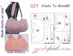 2 weeks ago Modelos de bolsos 33 Views 2 weeks ago Models of handbags 33 Views Graphic materials Gaby: 5 Beautiful models of bags with their … WITH THREAD AND FABRICS: Patterns of bags and purses Fabric Wallet, Fabric Bags, Diy Bags No Sew, Leather Bag Pattern, Japanese Bag, Diy Tote Bag, Patchwork Bags, Denim Bag, Purse Patterns