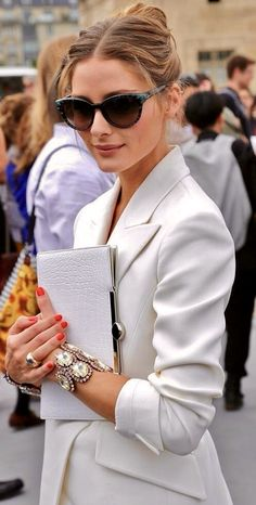 Style Icons Chic Olivia Palermo 62 Ideas For 2019 Olivia Palermo Outfit, Olivia Palermo Stil, Olivia Palermo Street Style, Olivia Palermo Lookbook, Olivia Palermo Makeup, Classy Street Style, Look Street Style, Street Styles, Paar Style
