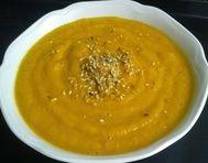 Dýňová polévka se sezamem Pesto, Ethnic Recipes, Food, Hokkaido, Essen, Meals, Yemek, Eten