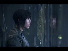 'Ghost In The Shell', 5 mini-trailers muy potentes de la película con Scarlett Johansson
